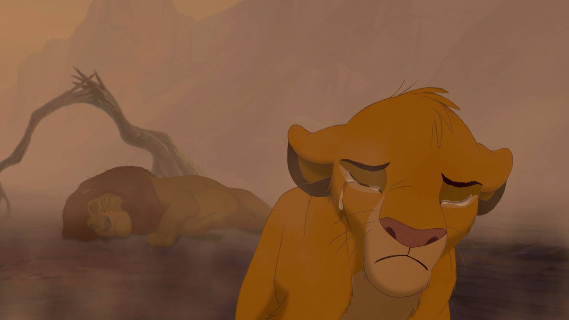 simba-crying-over-his-fathers-death